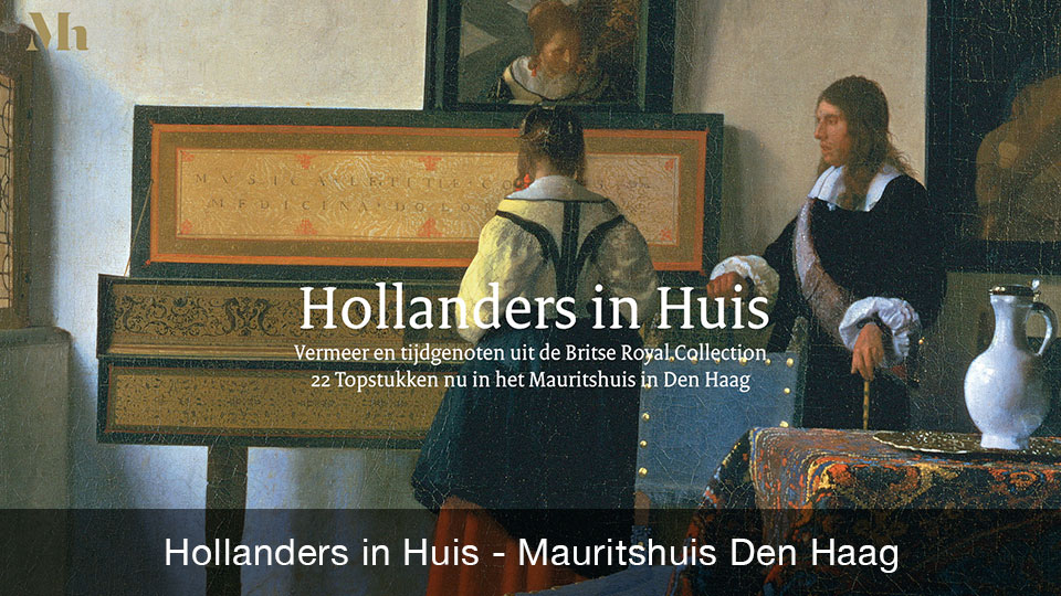Hollanders in Huis in Mauritshuis