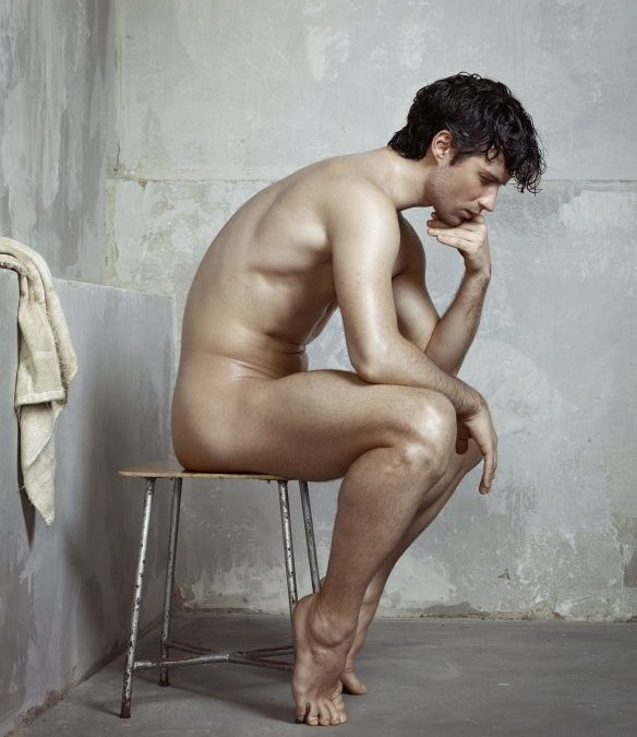 The Thinker, After Rodin, Erwin Olaf